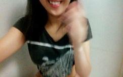 Abg Singkawang Cantik Narsis Sambil Kencing