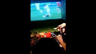 OMG Nonton Bareng Piala Dunia Malah Sambil ML